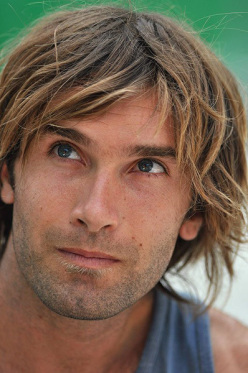 American climber Chris Sharma