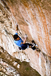 Chris Tsourvakas, In da Club 8a+ a Kofi, Magnesia, Greece