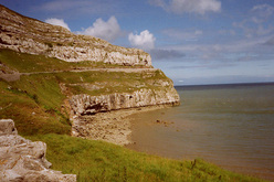 One of the finest sport crags in North Wales, Lower Pen Trywn on the Great Orme just north of the seaside resort Llandudno hosts circa 60 routes up to 9a.