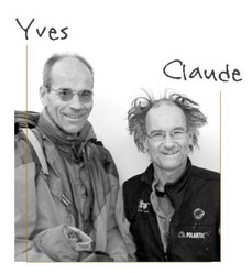 The Swiss brothers Claude and Yves Remy