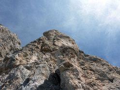 Ivo Ferrari: solitaria della Massarotto – Bergamaschi al Castello della Busazza
