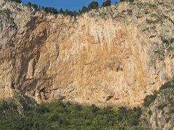 Monte Pellegrino - Parete dei Rotoli, Sicilia
