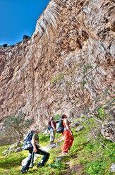 Sotto Pompa funebre - Monte Pellegrino - Parete dei Rotoli, Sicilia