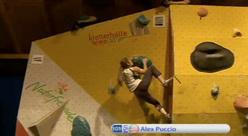 Bouldering World Cup Vienna - Alex Puccio