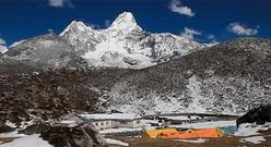 Ama Dablam, 6856m, Nepal