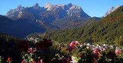 San Sebastiano and Tamer - Dolomites
