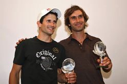 Arco Rock Legends 2009: Kilian Fischhuber e Chris Sharma