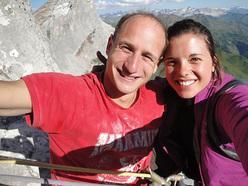 Cedric Lachat & Nina Caprez