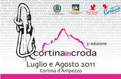 Dal 9 luglio al 9 settembre 2011, la terza edizione di Cortina inCroda.