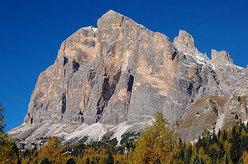 Tofana di Rozes, Dolomiti