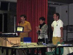Consegna del premio Paolo Armando ad Andrea Giorda