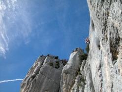 Surveiller et Punir 7a+, Gorges du Verdon