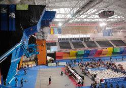 Il Palazzo dello sport di Aviles