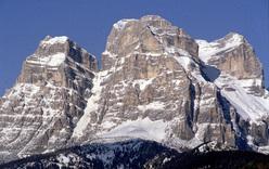 Monte Pelmo, Dolomites