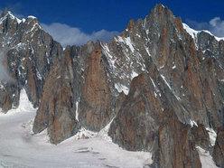 I satelliti del Monte Bianco del Mont Blanc du Tacul