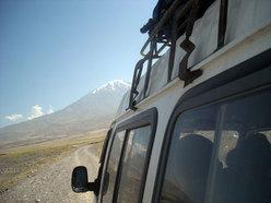 Verso l'Ararat