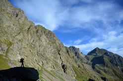 Trekking del Lupo, Alpi Marittime