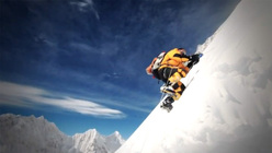Gasherbrum II in winter, the video