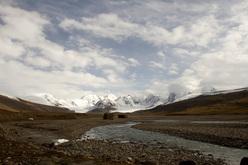 Base Camp, Kyrgyzstan