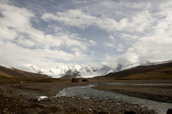 Campo Base, Kirghizistan