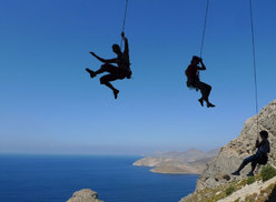 The Kalymnos circus
