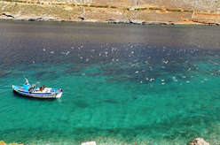 Kalymnos and its sea