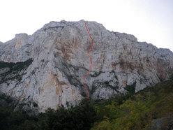 Punta Baloo Via Stella di Periferia, Monte Gallo, Palermo