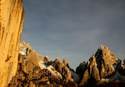 Baule and Bilico, Manolo's new routes and climbs