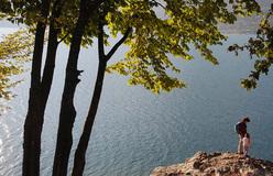 Lago di Ledro - passeggiata lungolago
