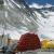 18/05/2012 Ueli Steck & Everest: bottiglie d'ossigeno al Campo 2