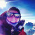Emily Harrington on the summit of Everest on 25 May 2012 at 06:30.