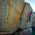 Michele Caminati vola sul boulder Leap of Faith a Rocklands, Sudafrica.