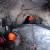 All'ingresso dell'incredibile grotta.
