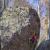 Michele Caminati sul boulder Apollo 7B+, Amiata