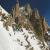 04/01/2012: probabile prima discesa in sci e snowboard della Face Sud Est dell'Aiguille du Chardonnet (Monte Bianco) di Davide Capozzi, Julien Herry e Luca Rolli.