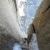 The Real Kekec, la nuova via deli sloveni Luka Krajnc e Tadej Krišelj sul Pilastro Goretta del Fitz Roy in Patagonia.