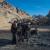 Nicolas Favresse, Sean Villanueva, Stephane Hannsens e Evrard Wendenbaum sul pilastro sud del Kyzyl Asker, Cina, settembre 2013