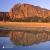 Mount Arapiles reflections, Mount Arapiles, Victoria, Australia.