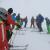 La tappa di Corvara, Dolomiti, del Progetto Icaro 2013/2014
