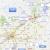La mappa del Gipsy Ice Tour 2014