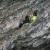 Nicola Vonarburg alla Grotta di Mezzegra