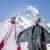 Géraldine Fasnacht e Julien Meyer e il BASE jump dal Cervino il 07/06/2014