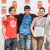 Patxi Usobiaga e il team Zlagboard vince il premio a Friedrichshafen.
