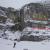 The Plum (WI6 M7, 120m, Marc-Andre Leclerc, Jon Walsh 08/11/2014),  Storm Creek Headwall, Kootenay National Park, Canada.