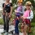 Durante il primo Nevee Outdoor Festival a a Sella Nevea