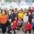 Tutto il gruppo che ha visto la rassegna 'Sul ciglio dell'Orizzonte' al rifugio Brioschi, Grigna Settentrionale