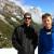 Kevin Jorgeson & Tommy Caldwell dopo la prima tempesta d'inverno 2010 in Yosemite, USA