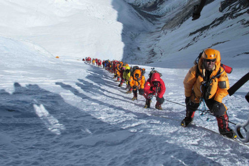 Nepal to introduce new Everest climbing restrictions