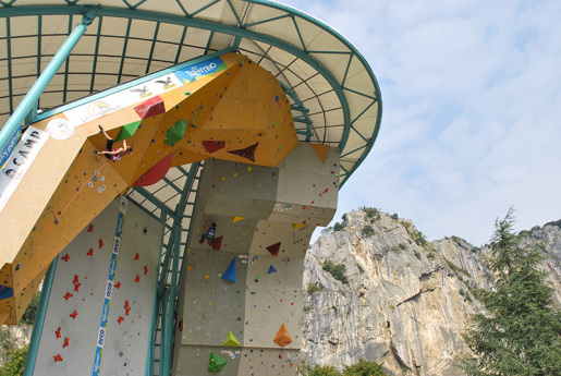 Rock Master Festival 2014: a great climbing show at Arco
