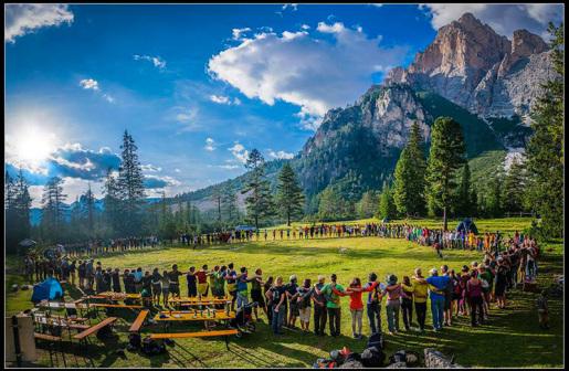 Progetto Icaro: la festa nelle Dolomiti e le tappe di Madesimo, Tonale e Livigno